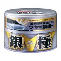 Äärimmäinen kiiltovaha Soft99 Extreme Gloss Wax Kiwami Silver (Hopea) 200g 00192
