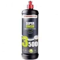 Menzerna Super Finish 3500 1L - voimakas kiilto pyörteenpoistajalla