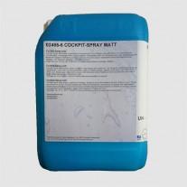 Riwax® Ohjaamon mattaspray, auton sisustuksen muoviosien hoitoaine, 5L, 02485-6