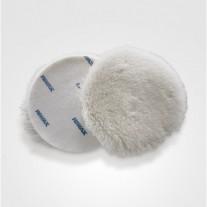Riwax® Lampaanvillainen lakkakiillotustyyny, yksipuolinen, tarranauhallinen, 165MM, 11576-M