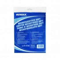 Mikrokuitupyyhe pehmeä Riwax® 40x40 cm