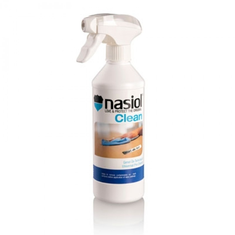 surface cleaner for nano coating