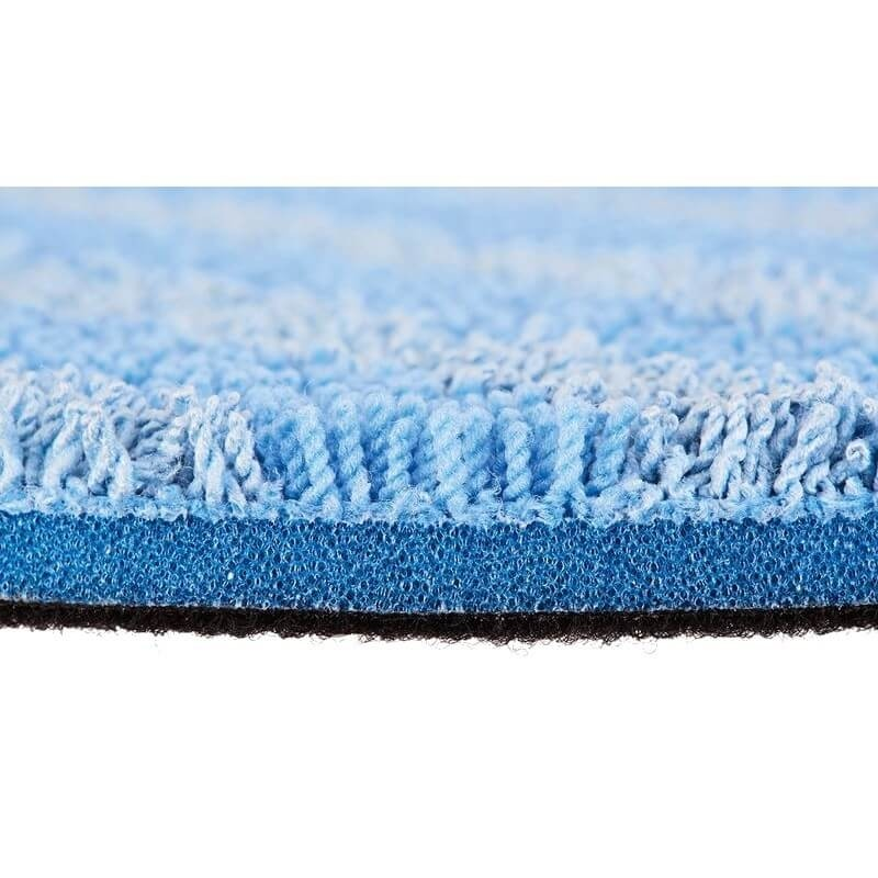 Microfibre polishing pad