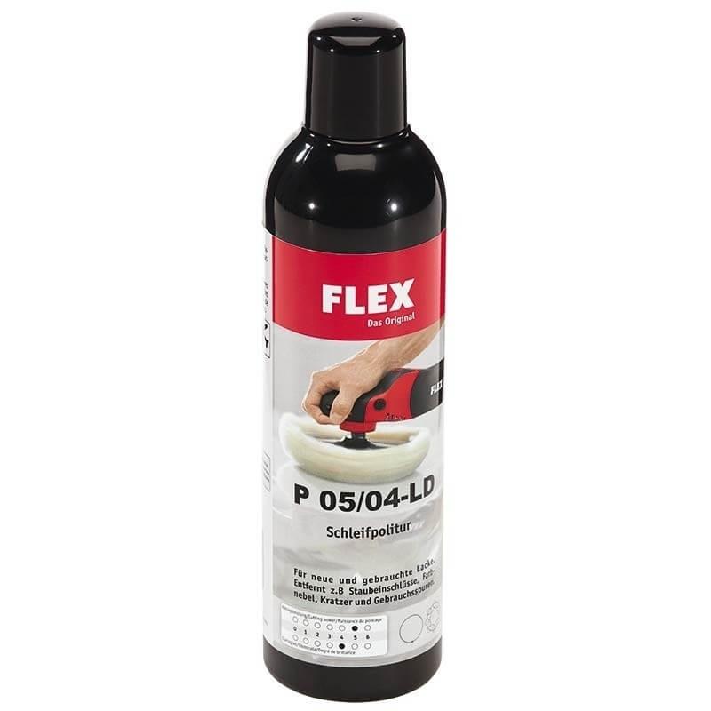 Flex medium-cut polish