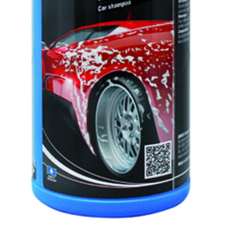 Auton käsinpesushampoo