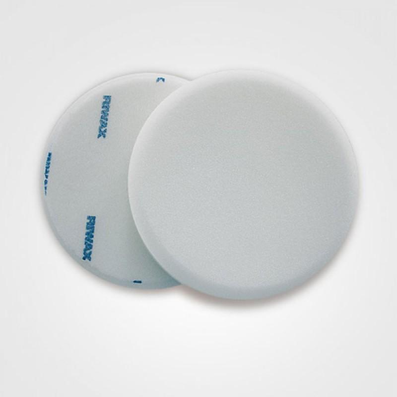 Riwax® Lakkakiillotustyyny, valkoinen, medium, yksipuolinen, tarranauhallinen, 175x30MM, 11571-M