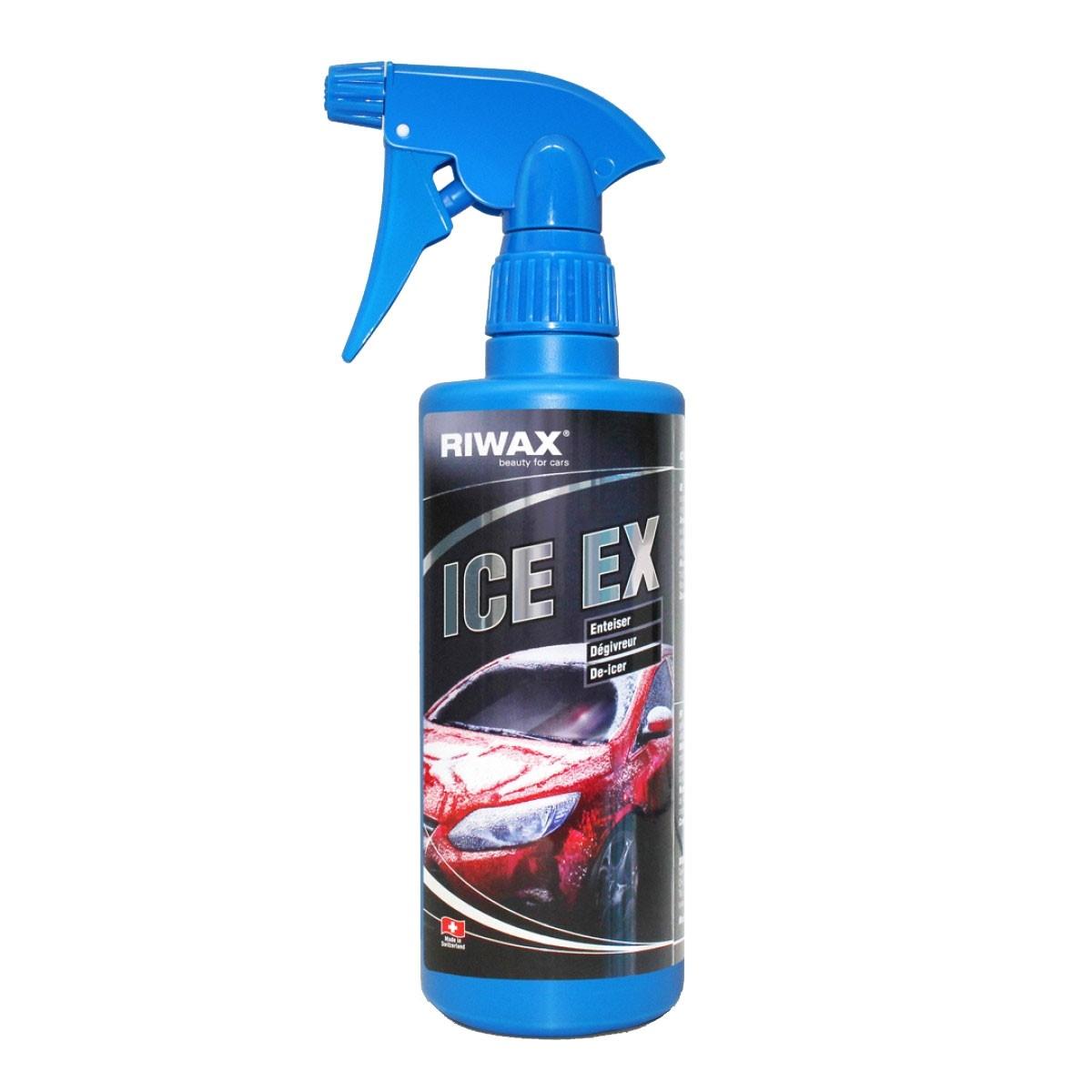 Car windscreen de-icer